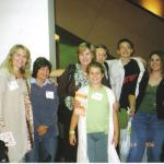 2006 in Boston, MA.  Novus Spiritus Study Group. We volunteered to assist Sylvia and Hay House at this event.